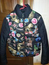 Стильная деми куртка скидка