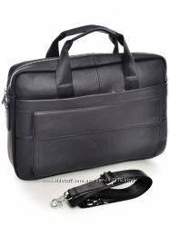 Мужские кожаные портфели и сумки под заказ