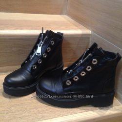 Классные зимние ботинки в наличии