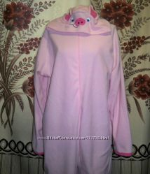 Фирменная пижама-слип Свинка кигуруми Secret possessions, L, футужама.