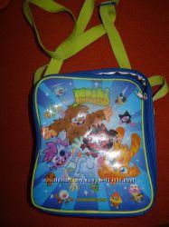 Сумочки и рюкзачки для ребенка разные