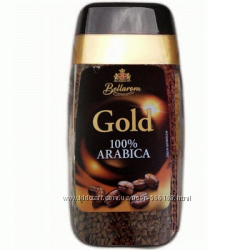 Kофе растворимый Bellarom Gold, арабика, 200 гр.