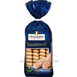 Печенье Savoiardi Italiamo 400 гр. Италия.
