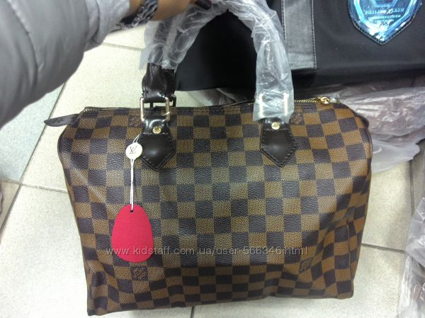 Как отличить оригинальную сумку Louis Vuitton от подделки