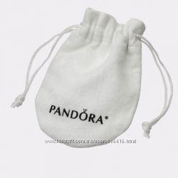 Новые бархатные мешочки Pandora