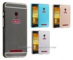 Чехол зеркальный для Asus Zenfone 5 Zenfone Max ZC550KL