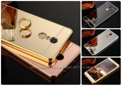 Чехол бампер для Xiaomi Redmi Note 3 Redmi Note 2 зеркальный