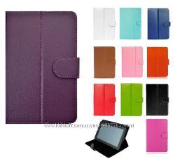 Чехол книжка для планшета 10. 1 дюймов универсальный
