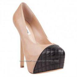 Кожаные туфли Steve Madden, размер 39, 5 -новые
