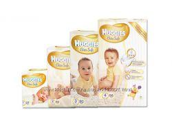 Подгузники Huggies Elite Soft Хаггис Элит Софт MEGA PACK 1 2 3 4 5 320-425г