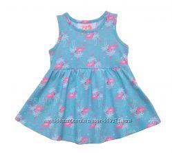 Платье летнее 92, 128 см  Primark