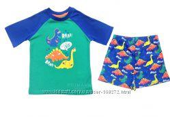 Пижама для мальчика Дино 122, 128 см  Primark