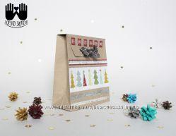 Подарочный пакет HAND MADE