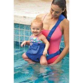 Сумка-переноска Snazzy Baby США для бассейна прогулок 5 в 1.