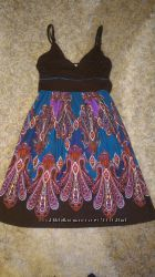 Летнее платье Бонприкс