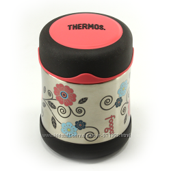 Пищевой термос Thermos Poppy Foogo 0, 3L - компактный детский термос для ед