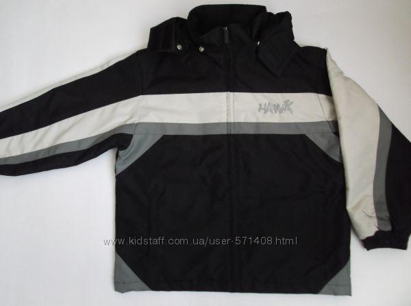 Курточка деми для мальчика на рост 152 см Here&There