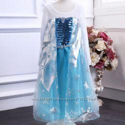 Новогоднее платье Эльзы   Frozen
