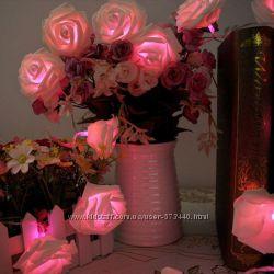Гирлянда Розы 9 расцветок