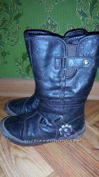 Утепленные сапожки с защищенными носочками Bobbi Shoes 26 размер 17-17, 5