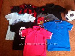 Фирменные футболки от 134 до 152р