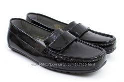 Кожаные туфли мокасины DPAM Франция Европа оригинал