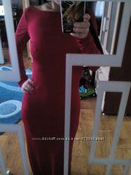 Новое шикарное платье в пол