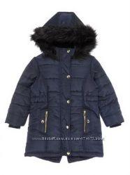Новые TU Clothing красивенные куртки зима еврозима 2 цвета от 3 до 10лет