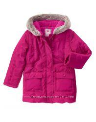 Новые Gymboree красивенные куртки парки S, M, L от 106 до 152, 5см