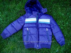 Теплая дутая курточка зима