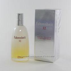 Christian Dior Fahrenheit 32 оригинал распив