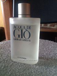 Giorgio Armani Acqua di Gio Pour Homme оригинал распив