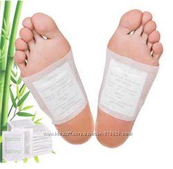 Пластырь для выведения токсинов - Detox Foot Patch, очищение организма