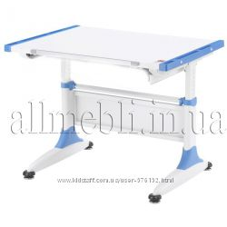 Парта-трансформер KidsMaster K1-Durer Desk без ящика Голубая