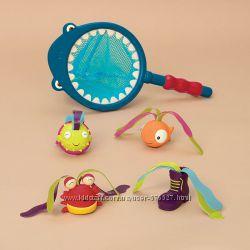 Игровой набор - Накорми акулу для игры в ванне и бассейне