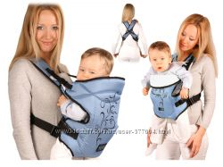 Рюкзак переноска для детей Butterfly N14 Zaffiro Womar