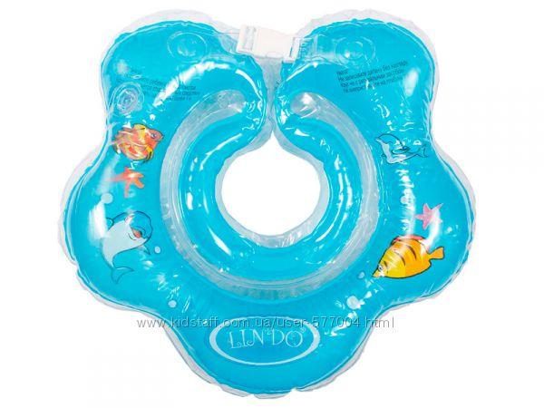 Круги для купания Lindo для самых маленьких