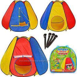 Детская Палатка M 0506 , 3058 пирамида игровая