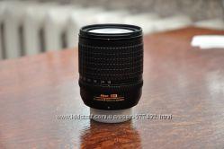 Объектив Nikon DX AF-S Nikkor 18-135 13. 5-5. 6G ED