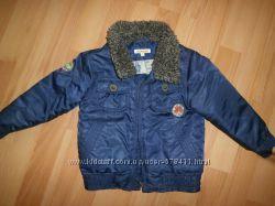 Куртки для мальчика 2-3г