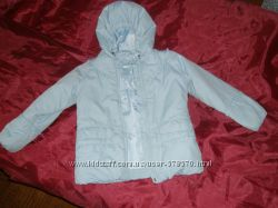Деми куртка SELA для принцессы 3-4 года