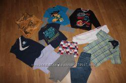 Фирменная одежда мальчику 6-9лет