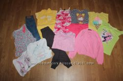 Фирменная одежда девочке 6-9лет ч3