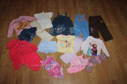 Фирменная одежда девочке 1-3года ч5