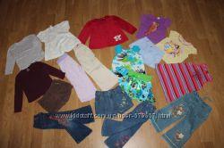 Фирменная одежка девочке 1-3года ч. 2