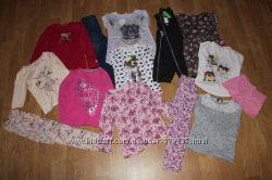 Фирменная одежда девочке 6-9лет ч1