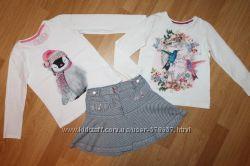 Фирменная одежда девочке 3-6лет ч1