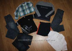 Фирменная одежда мальчику 9-13лет ч. 2
