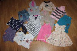 Фирменная одежда девочке 3-6лет ч7