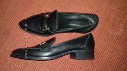 итальянские туфли CARLO PAZOLINI размер 39. состояние новых